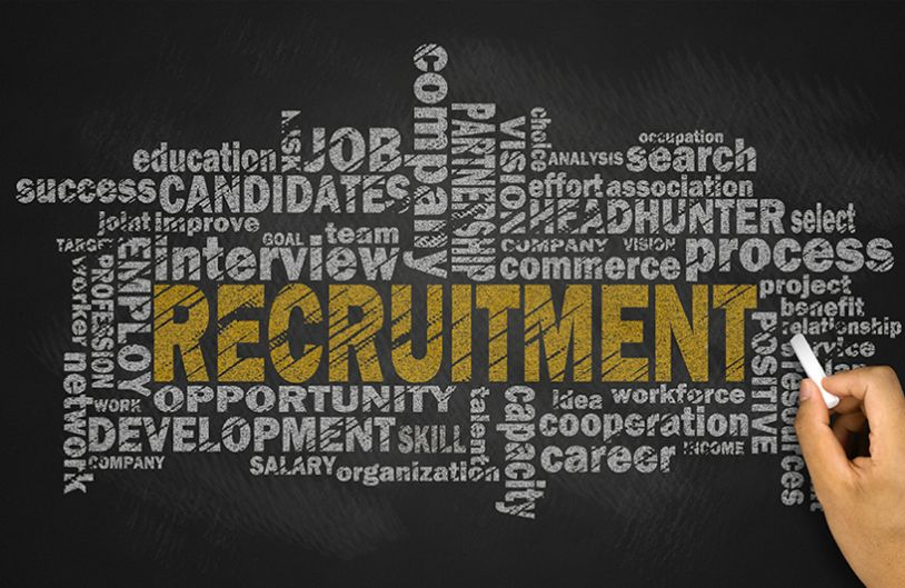 Receiving the right technology candidates