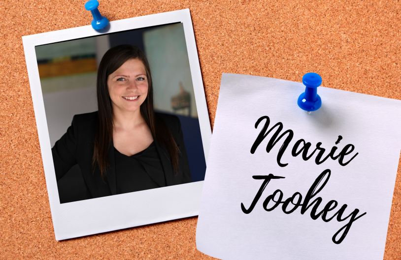 Get to Know Market Street Talent: Marie Toohey